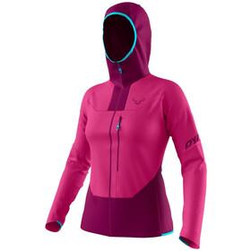 Dynafit Traverse DST Jacket Women, rosa/violeta